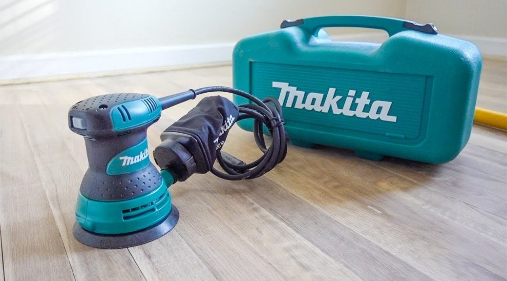 Effective tips for using an orbital sander