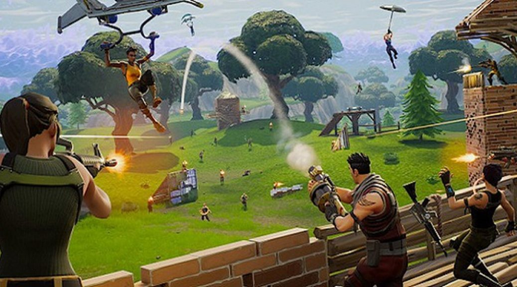 Why are people interested in buying Fortnite accounts?