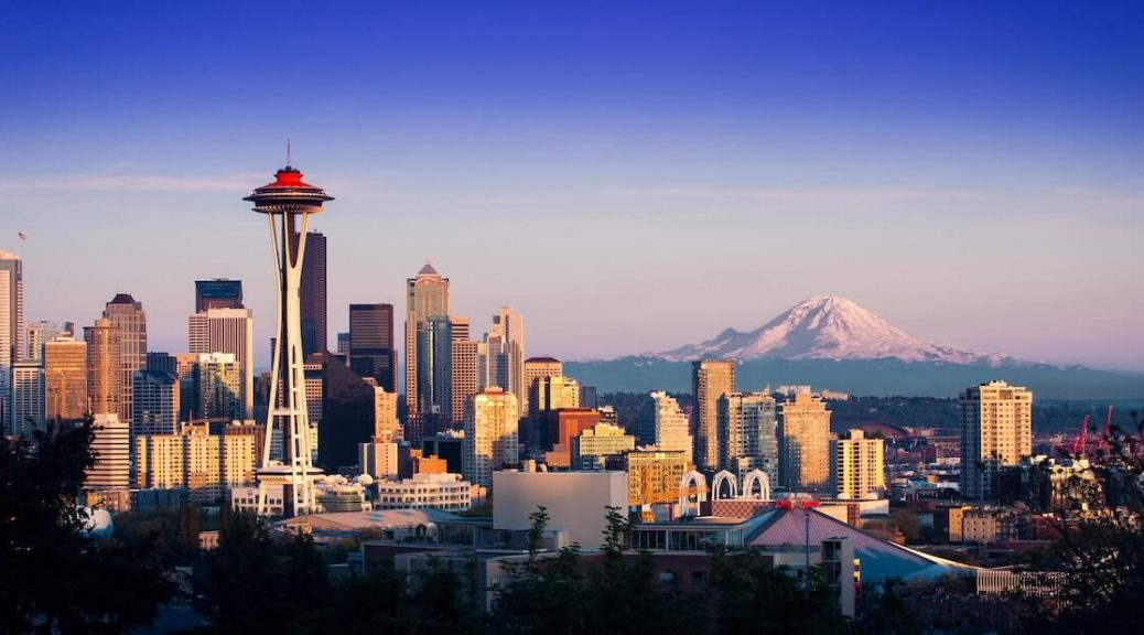 Seattle Itinerary 4 Days