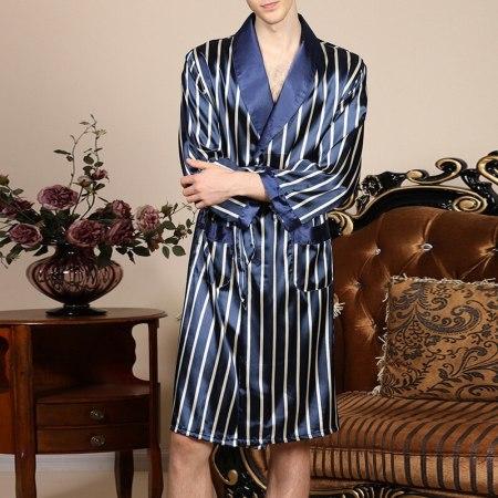 Silk Robes for Men
